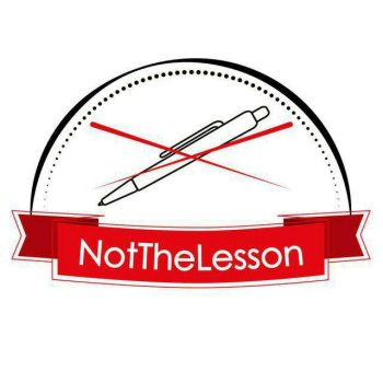 NotTheLesson